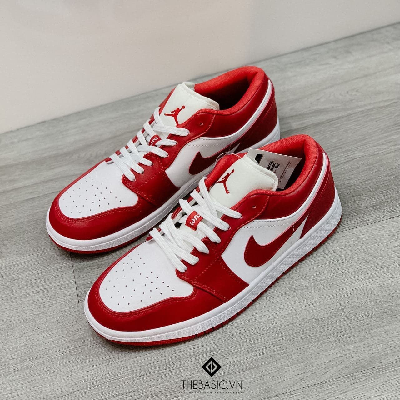 Ni - Jordan Gym Red Low