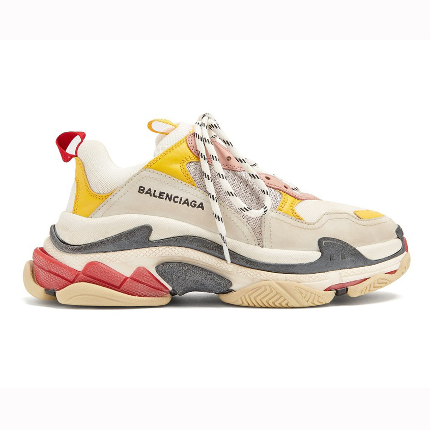 balenciaga-triple-s-yellow-cream